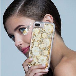 CM Karat Daisy Daisies Petals iPhone 6 7 8 Case